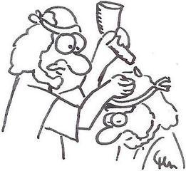 Öl auf das Haupt - Öl, Salbung, Besuch, Besucher, Traidtion, Zeremonie, Gastfreundschaft, Bibel, Haupt, Haar, Kopf, Palästina