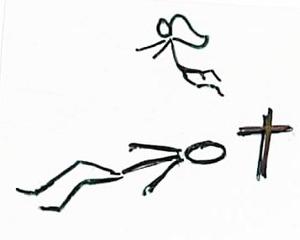 sterben - tot, sterben, Tod, Seele, Friedhof, perire, Latein, Todeseintritt, Anlaut st