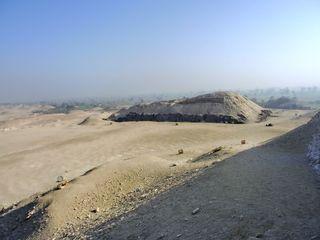 Mastaba  17 in Meidum - Mastaba, Friedhof, Prinzen, Altes Reich, Meidum