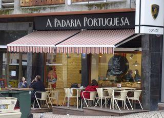 Padaria portuguesa - Padaria, Bäckerei, Café, Portugal