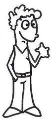 junger Mann - Mann, männlich, maskulin, Junge, jung, Alter, Jugend, Zukunft, Generation, Generationenvertrag, Familie, Freunde, Comic, Cartoon, Ausmalbild, Charakter, Geschichte, Bildgeschichte, Bildergeschichte, Story, kreatives Schreiben