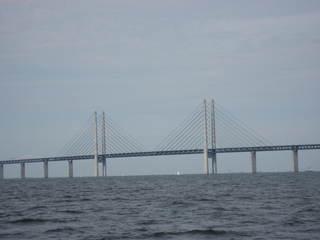 Öresundbrücke - Öresundbrücke, Brücke, Meer, Wasser