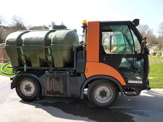 Bewässerungsfahrzeug #1 - Bewässerungsfahrzeug, Landwirtschaft, Grünflächenpflege, Wassertank, Tank, Tankfahrzeug