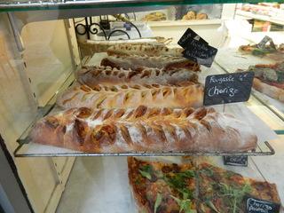 Fougasse - Frankreich, Fougasse, Brot, pain, boulangerie, apéritif, essen, Provence