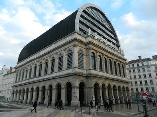 Opéra de Lyon - Frankreich, Lyon, Oper, opéra, Nouvel, Architektur