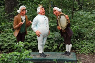 Märchenfiguren - Des Kaisers neue Kleider - Märchen, Märchenfigur, Figur, Figuren, Kaiser, Kleider, Berater, Schreibanlass, Geschichten, Erzählanlass