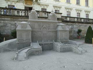 Skulptur aus Sand #1 - Skulptur, Sand, Sandskulptur, Kunst, Kunstwerk, Bildhauerei