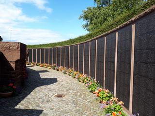 Marine-Ehrenmal in Laboe #2 - Denkmal, Ehrenmal, Marine, Krieg, Seefahrt, Tote, Gedenken, Ehrung, Erinnerung, Laboe, Turm, Aussichtsturm, Küste, Ostsee