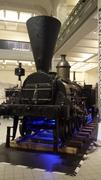 Lokomotive - Lok, Lokomotive, Beleuchtung, Wien technisches_Museum, Museum, Technik, Fahrzeug
