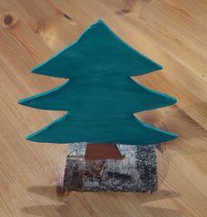 Weihnachtsdekoration #2 - Dekoration, Weihnachten, Bazar, Advent, Weihnachtsbazar, Laubsägearbeit, Tannenbaum
