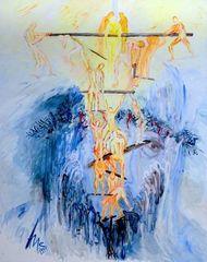 Kreuzabnahme - Kreuzabnahme, Neues Testament, Passion, Religion, Glaube, Jesusdarstellung