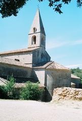 Abteikirche des Klosters Le Thoronet - Architektur, Abtei, Zisterzienser, Kirche, Mittelalter, Kirchturm, Romanik