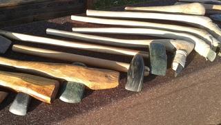 Werkzeug der Steinzeit #2 - Steinzeit, Geschichte, Werkzeug, Beil