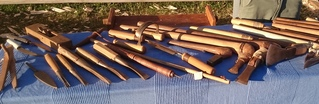 Werkzeug aus der Bronzezeit #2 - Bronzezeit, Legierung, Kupfer, Zinn, Werkzeug, Geschichte, Beil, Beitel