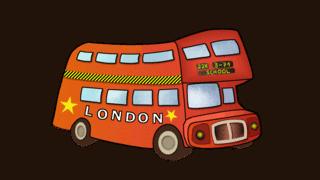 Bus - Bus, Fahrzeug, London, England, Doppeldecker, Transport, Englisch, Englischunterricht