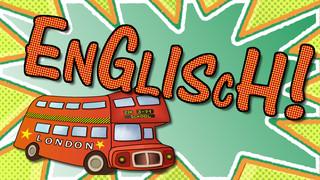 Symbolkarte Englisch - Englisch, Englischunterricht, Symbol, Tagesablauf