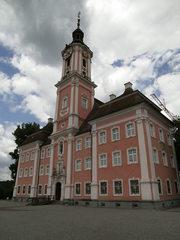 Wallfahrtskirche Birnau - Wallfahrtskirche, Birnau, Bodensee, Barockkirche, Klosterkirche, Marienwallfahrt
