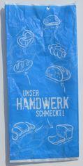 Bäckertüte - Handwerk, Bretzel, Brot, Croissant, Kuchen, Bäckerhandwerk, Tüte, Bäckertüte, Einkauf, Verpackung