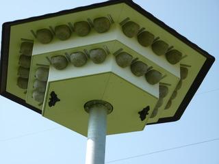 Nisthilfe für Fledermäuse#1 - Nisthilfe, Fledermäuse, Fledermaus, Tierschutz, Artenschutz