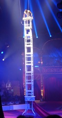 Akrobatik#5 - Zirkus, Wanderzirkus, Manege, Spielstätte, Vorführung, Akrobatik