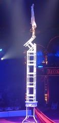 Akrobatik#3 - Zirkus, Wanderzirkus, Manege, Spielstätte, Vorführung, Akrobatik