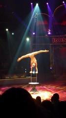 Akrobatik #2 - Zirkus, Wanderzirkus, Manege, Spielstätte, Vorführung, Akrobatik