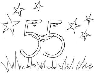 Verliebte Zahlen - Fünf und Fünf - Verliebte Zahlen, Zehnerpaare, Zahlzerlegung, Mathelied