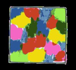 Bunt - colorful, Farbe, bunt, Adjektiv, mehrfarbig, vielfarbig, Farbenlehre, Farbwirkung, warme Farben, kalte Farben, Mischfarben, Grundfarben