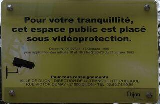 Videoüberwachung - tranquillité, vidéo, surveillance, vidéoprotection, espace