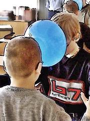 Ballonspiele 2# - kooperativ, Kooperation, lernen, Ballon, Luftballon, Gruppe, Pause, Spiel, spielen, Lernspiel, kooperieren, miteinander, Konflikt, Konfliktlösung, Team, teamfähig, bewegen, integrativ, Wahrnehmung, wahrnehmen