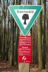 Bannwald - Bannwald, Schutzwald, Naturschutz, Umweltschutz, Waldschutzgebiet, Hinweis, Reservat, Naturwaldreservat