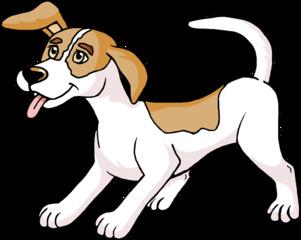 Hund - Hund, Tier, Haustier, Begleiter, Freund, verspielt