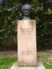 Goethe - Goethe, Klassik, Sturm und Drang, Büste, Literatur, Dichter