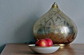 Stillleben mit Apfel - Apfel, Grafik, rund, Obst, Stillleben, Frucht, Schale, Kunst, Obstschale, rot