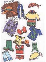 Kleidung/ clothes - clothes, colours, Kleider, Vokabeln, Farben, Kleidung, Sprachen, alle Sprachen