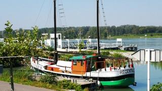Hundertwasser Schiff