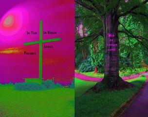 Im Tod Leben - Kreuz, Leben, Tod, Freiheit