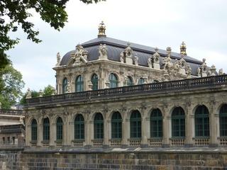 Zwinger Dresden - Zwinger, Dresden, Barock, Sandstein, Kunstsammlung, Gottfried Semper, Sandstein, Denkmal, Kunst