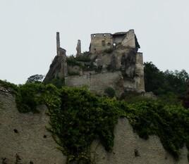 Burgruine Dürnstein - Ruine, Dürnstein, Löwenherz, Wachau, Felsenburg