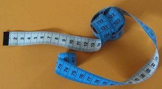 Maßband - messen, Zentimeter, Maß, Länge, Breite, Meter, Meterband, Messgerät, Bandmaß, Messband, Schneiderei