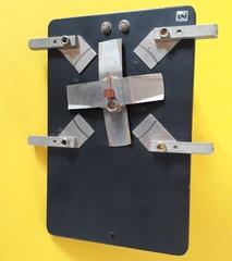 Kreuzschalter - Elektrizität, Schalter, Kreuzschalter, elektrischer Strom, Leitung