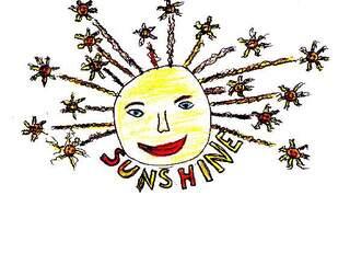 Sonnenschein pur - Wetter, Sonnenschein pur, Sonne, Sonnenstrahlen, Wetterlage, Lichtstrahlen