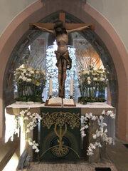 Altar - Kirche, Altar, Brauchtum, Religion, Kreuz