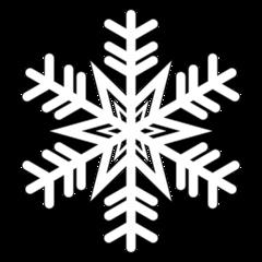 Schneeflocke - snowflake, Schneeflocke, Schneestern, Schneekristalle, Eiskristalle, schneien, Winter, winterlich, Schnee, kalt, Eis, Einzahl, Singular, Eiskristall, Schneekristall, Anlaut Sch, Umriss, Umrissbild, Illustration