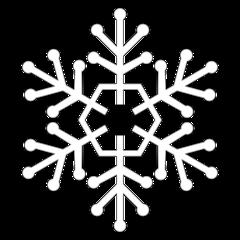 Schneeflocke 7a - snowflake, Schneeflocke, Schneestern, Schneekristalle, Eiskristalle, schneien, Winter, winterlich, Schnee, kalt, Eis, Einzahl, Singular, Eiskristall, Schneekristall, Anlaut Sch, Umriss, Umrissbild, Illustration