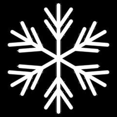 Schneeflocke 8a - snowflake, Schneeflocke, Schneestern, Schneekristalle, Eiskristalle, schneien, Winter, winterlich, Schnee, kalt, Eis, Einzahl, Singular, Eiskristall, Schneekristall, Anlaut Sch, Umriss, Umrissbild, Illustration