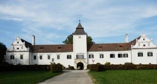 Schloss Neuaigen - Schloss Neuaigen, Gebäude