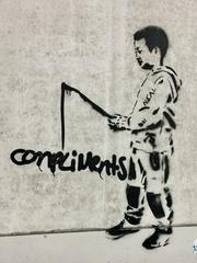 StreetArt in  Hamburg - Graffiti, Mauerbilder, Graffito, Bild, Stencil, Kunstform, Wandmalerei, Schriftzug, Hamburg, Veränderung, StreetArt, Zeitgeist, Straßenkunst, Kultur, Kunst, Impression, Motiv, Metapher