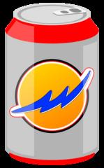 Getränkedose 5 - Getränkedose, Aluminiumdose, Dose, Pfanddose, Getränk, trinken, Erfrischung, Blech, Metall, Alu, Pfand, Limonade, Energiedrink, Softdrink, Illustration