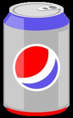 Getränkedose 6 - Getränkedose, Aluminiumdose, Dose, Pfanddose, Getränk, trinken, Erfrischung, Blech, Metall, Alu, Pfand, Limonade, Energiedrink, Softdrink, Illustration